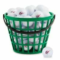 Picture of Washington Wizards Bucket of 36 Golf Balls