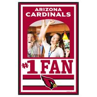 Picture of Arizona Cardinals Mirror Wood Sign