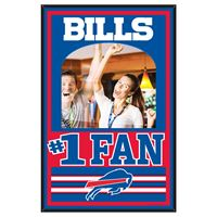 Picture of Buffalo Bills Mirror Wood Sign