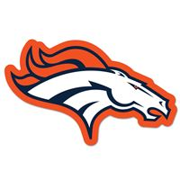 Picture of Denver Broncos Logo on the Go Go
