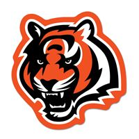 Picture of Cincinnati Bengals Logo on the Go Go