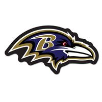 Picture of Baltimore Ravens Logo on the Go Go