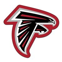 Picture of Atlanta Falcons Logo on the Go Go