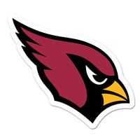 Picture of Arizona Cardinals Logo on the Go Go