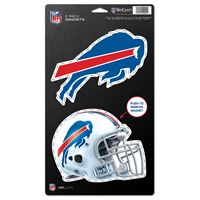 """Picture of Buffalo Bills 2 Pack Magnets 5"""" x 9"""""""