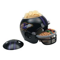 Picture of Baltimore Ravens Snack helmet