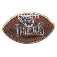 Picture of Tennessee Titans Brass Pin Clamshell