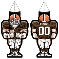 Picture of Cleveland Browns Windjock