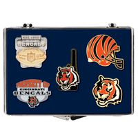 Picture of Cincinnati Bengals 5 pc Pin Set