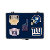 Picture of New York Giants 5 pc Pin Set