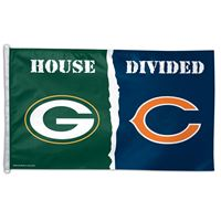 Picture of Green Bay Packers^Chicago Bears Flag - Team 3' X 5'