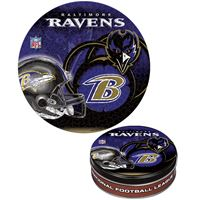 Picture of Baltimore Ravens Puzzle tin