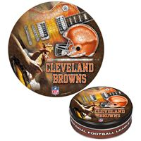 Picture of Cleveland Browns Puzzle tin