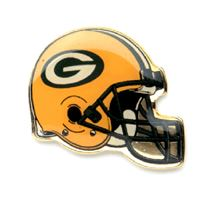 Picture of Green Bay Packers Plated Pins Bulk