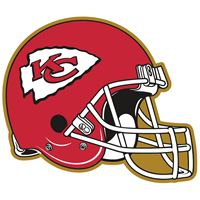 Picture of Kansas City Chiefs Plated Pins Bulk