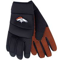 Picture of Denver Broncos Adult Work Gloves