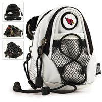 Picture of Arizona Cardinals Mini Day Pack White