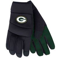 Picture of Green Bay Packers Adult Work Gloves