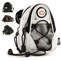 Picture of Chicago Bears Mini Day Pack White