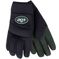 Picture of New York Jets Adult Work Gloves