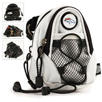 Picture of Denver Broncos Mini Day Pack White