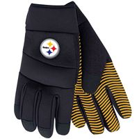 Picture of Pittsburgh Steelers Adult Work Gloves