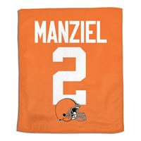 "Picture of Cleveland Browns Rally Towel 15"" x 18"""