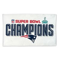 "Picture of New England Patriots Bench Towel 65# - 28"" x 42"""