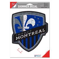 "Picture of Impact Montreal Shimmer Decals 5"" x 7"""