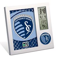 Picture of Sporting Kansas City Desk Clock
