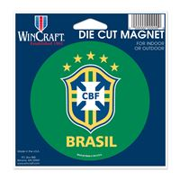 "Picture of CBF Brasil Die Cut Magnet 45"" x 6"""