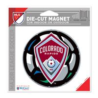 "Picture of Colorado Rapids Die Cut Magnet 45"" x 6"""