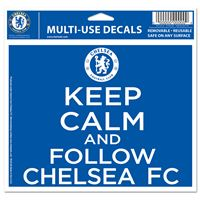 "Picture of Chelsea FC Multi-Use Colored Decal 5"" x 6"""