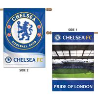 Picture for category Vertical Flag 2 Sided Pride of London