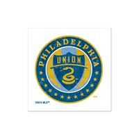 Picture of Philadelphia Union Glitter Tattoo 2 pack