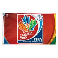 Picture of Women's World Cup Generic Flag - Team 3' X 5'