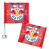 "Picture of New York Red Bulls Car Flag 1175"" x 14"""