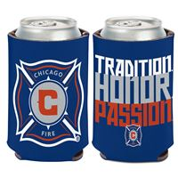 Picture of Chicago Fire Can Cooler 12 oz