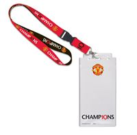 Picture of Manchester United Credential Holder w/Lanyard