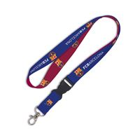 Picture of FC Barcelona Lanyard w/detach buckle 3/4""