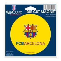 "Picture of FC Barcelona Die Cut Magnet 45"" x 6"""