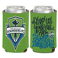 Picture of Seattle Sounders Can Cooler 12 oz