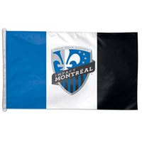 Picture of Impact Montreal Flag - Team 3' X 5'