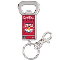 Picture of New York Red Bulls Bottle Opener Key Ring Rectangle
