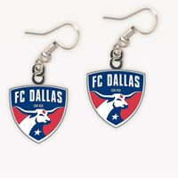 Picture of FC Dallas Earrings Clamshell