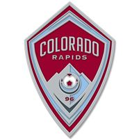 Picture of Colorado Rapids Collector Pin Jewelry Card