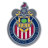 Picture of MLS Chivas USA Collector Pin Jewelry Card