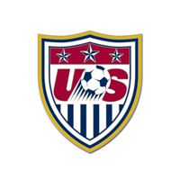 Picture of US Soccer - National Team Collector Pin Jewelry Card