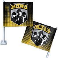 """Picture of Columbus Crew SC Car Flag 1175"""" x 14"""""""