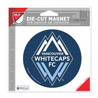 "Picture of Vancouver Whitecaps FC Die Cut Magnet 45"" x 6"""
